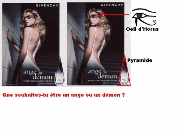 """Givenchy - Parfum """"Ange ou Démon"""""""