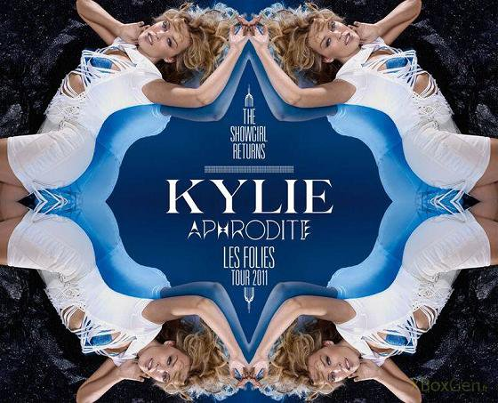 Kylie Minogue : Aphrodite, les folies tour 2011