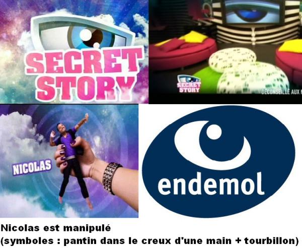 Télé-réalité : Secret Story