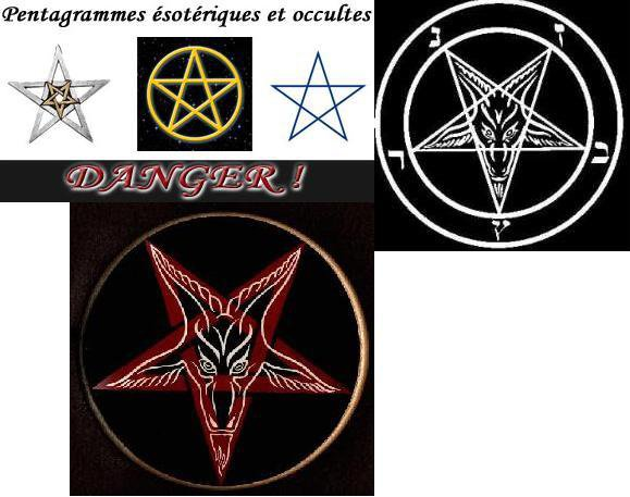 Signification du pentagramme