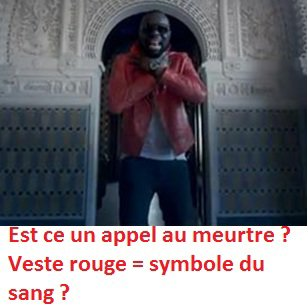 "CLIP de Maître Gims ""Meutre par stransgulation"" - mars 2013"