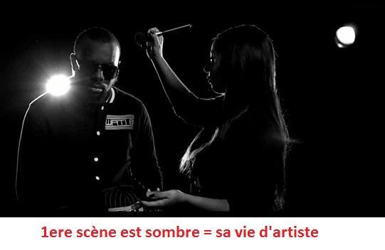 """CLIP de Maître Gims """"Je me tire"""" - avril 2013"""