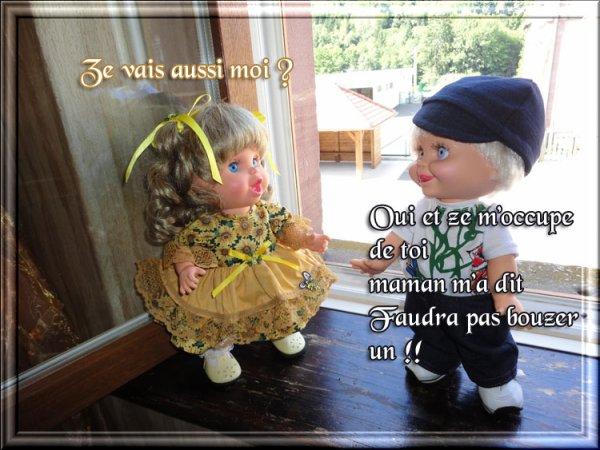 Mes BF et le tour de France