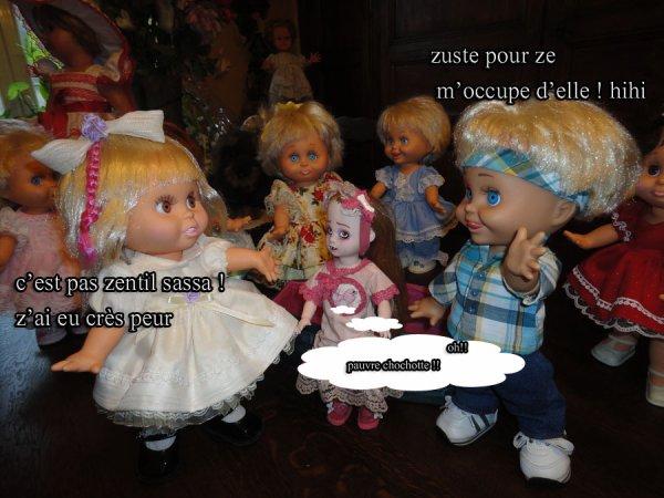 Le tour de france de nos poupées