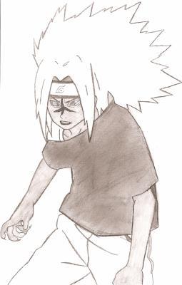 Un dessin que j 39 ai fais moi meme sasuke demon actu naruto images naruto gifs naruto - Demon de sasuke ...