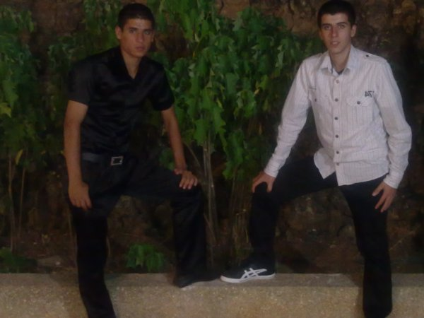 ^_^ moi et ayoub ^_^