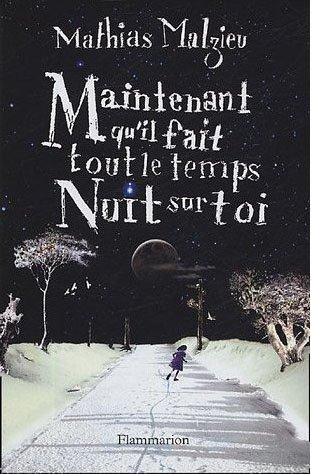 Maintenant qu'il fait tout le temps nuit sur toi, de Mathias MALZIEU
