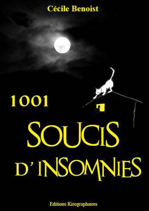 1001 soucis d'insomnies, de Cécile BENOIST