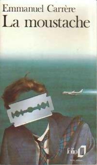 La moustache, de Emmanuel CARRERE