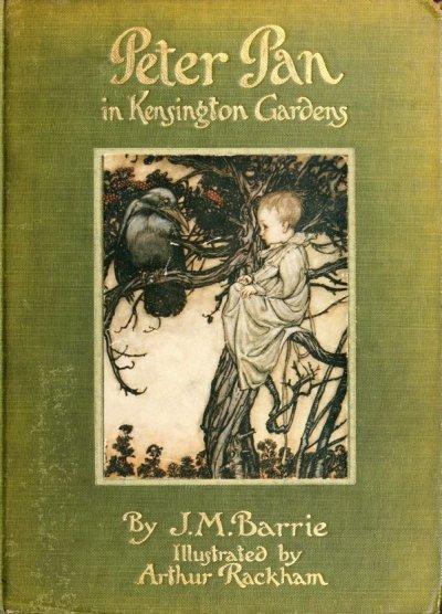 Peter Pan, de James M. BARRIE