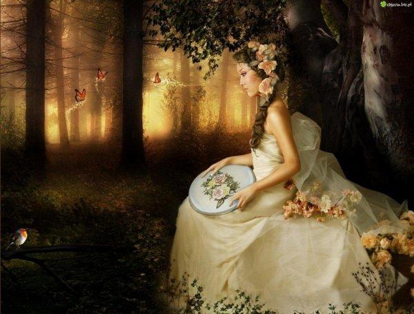 *.-.* Princesse s'est plaint ou Oiseau */*