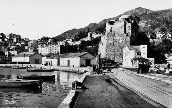 ancienne ville de bejaia