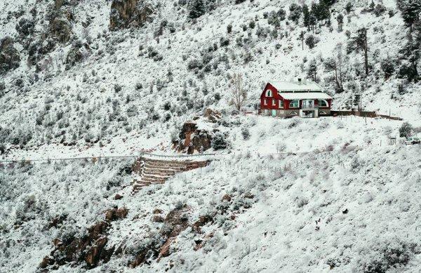 Un petit coin de paradis sur terre de kabylie. Tikejda