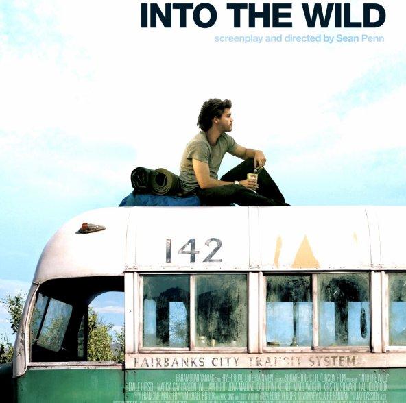 Into The Wild, mon film préféré...