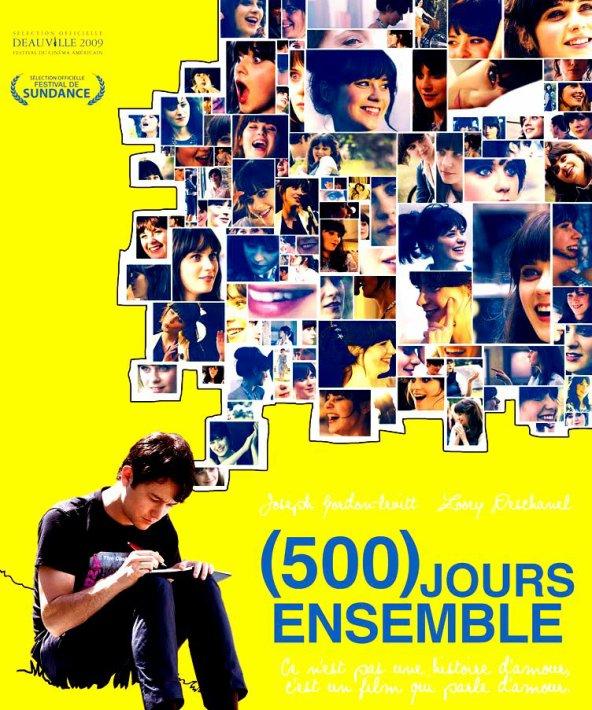500 Jours Ensemble.