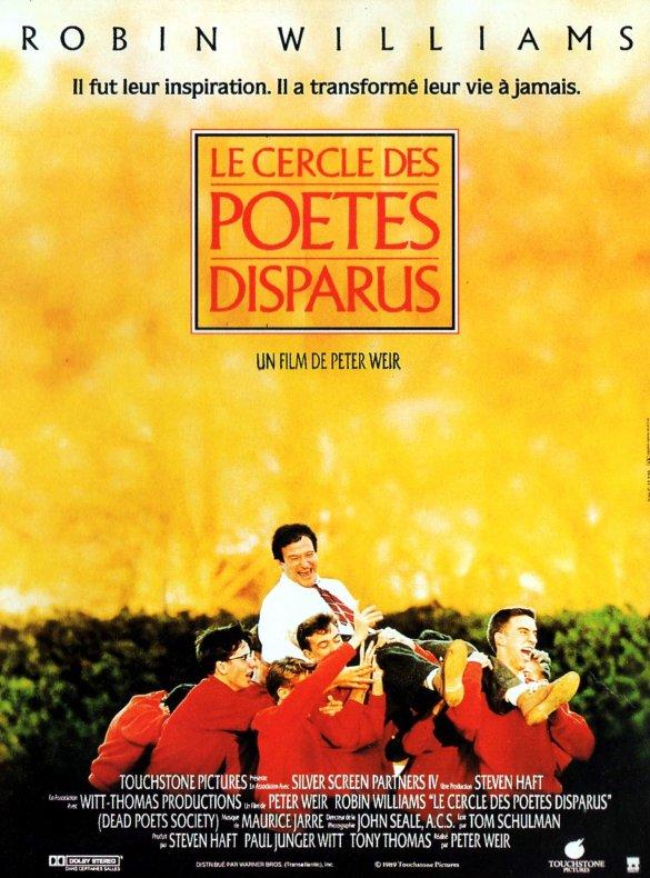 Le cercle des poètes disparus.