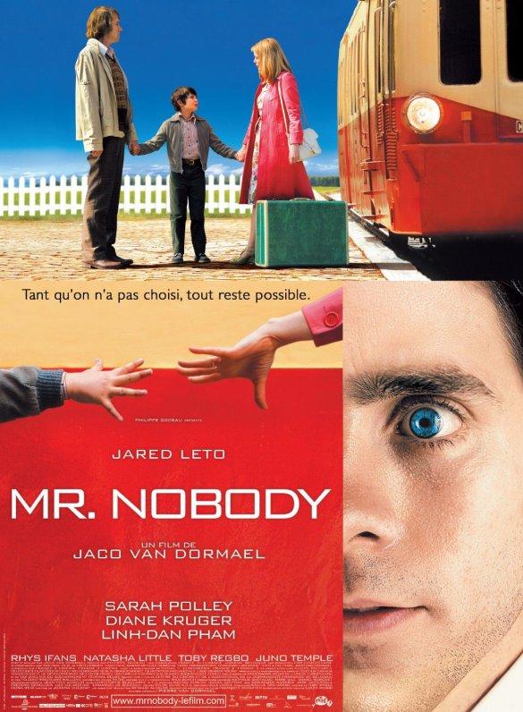 Mr. Nobody.