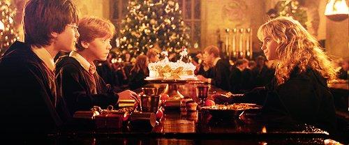 Harry Potter et la chambre des secrets.