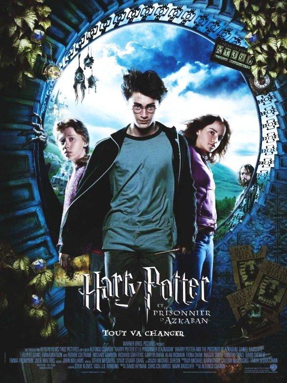 Harry Potter et le prisonnier d'Askaban.