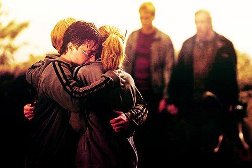 Harry Potter et les reliques de la mort - Partie 1.