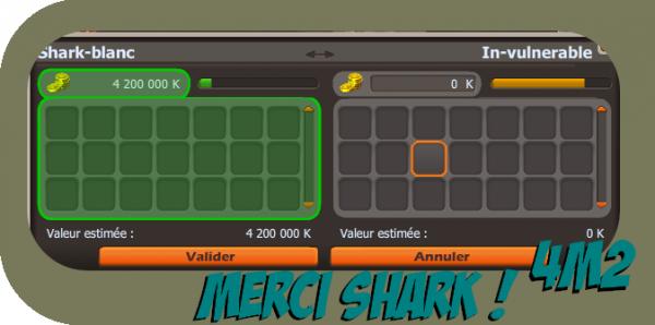 Un don de Shark !