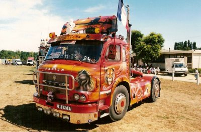 Hommage claude allart la passion du camion d cor am ricain tuning - Allart finestre porte ...