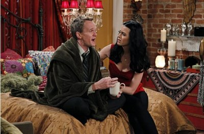 "KATY PERRY : SES PREMIERS PAS DANS LA SÉRIE ""HOW I MET YOUR MOTHER""..."