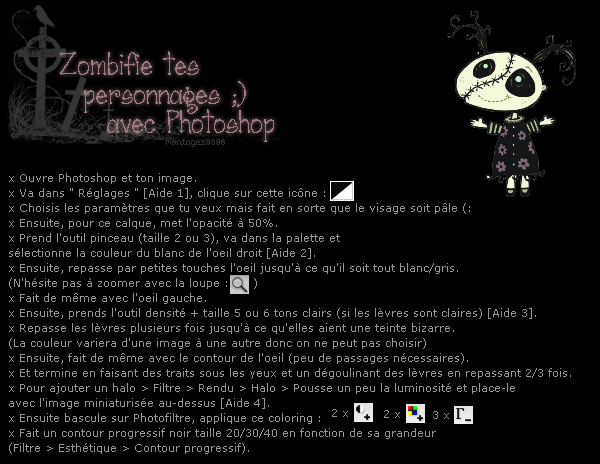 ♦ Zombifie tes stars :D ♦