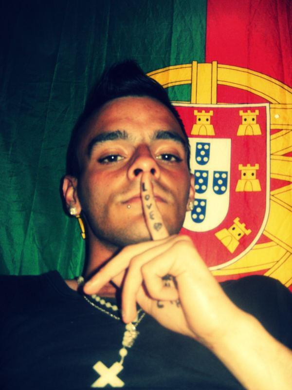 Orgulhoso de ser português