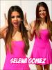 .   Apprend jours après jours, à connaitre la petite sorcière de Disney : Selena Gomez !   .