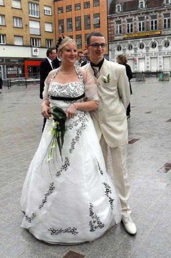 MARIAGE ANGELE ET PIERRE LAURENT 02/10/2010