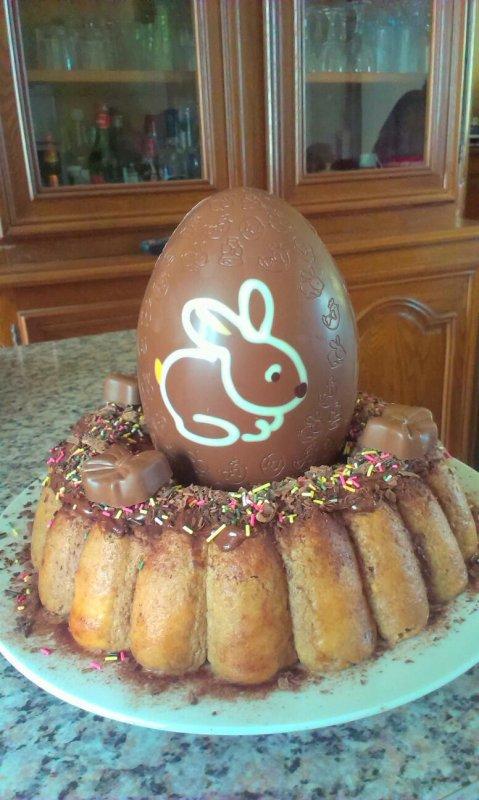 Hmmm bonne pâques à tous!