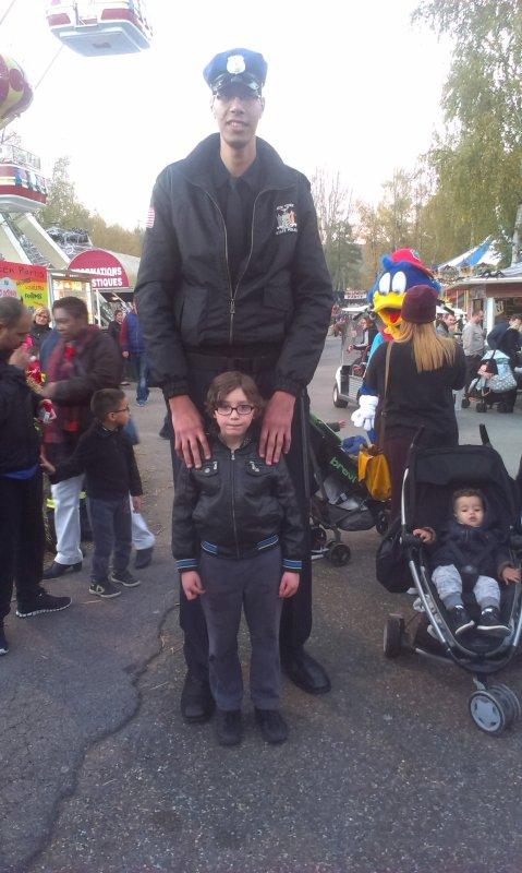 Halloween 2015 au parc St Paul