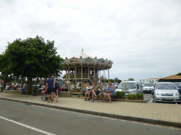 Visite du vieux port de Noirmoutiers