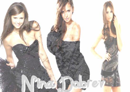 Crea a emporter Nina Dobrev