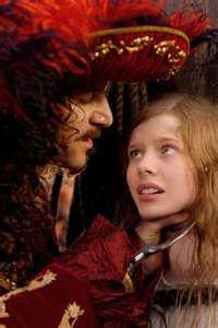 Capitaine Crochet et Wendy