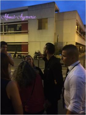 Interview d'Aymeric pour Oops dans les kiosques le 19Septembre!