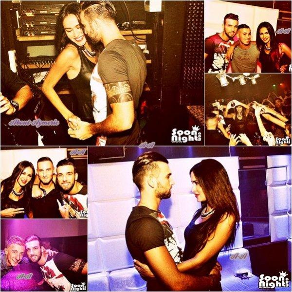 ~• Vendredi 10 Octobre: Aymeric et Leïla au Lusi Klub, à Bordeaux (33) - Photos •~