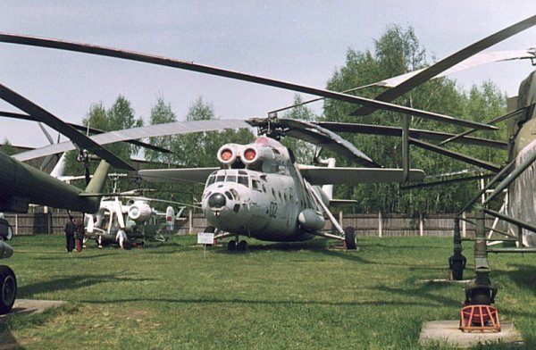 HELICOPTERE RUSSE Mi 6  HOOK