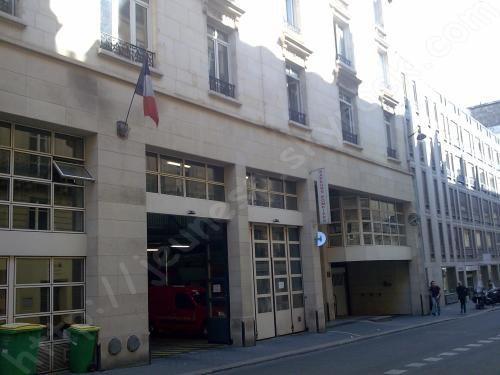 POMPIER DE PARIS : LA 7e COMPAGNIE