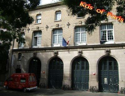 CASERNES DE POMPIERS DE PARIS : LA 12e COMPAGNIE