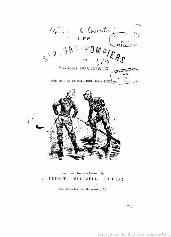 LES SAPEURS-POMPIERS