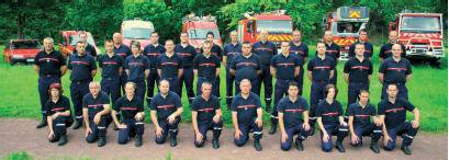 CENTRE D'INTERVENTION DES POMPIERS DE FRANCE