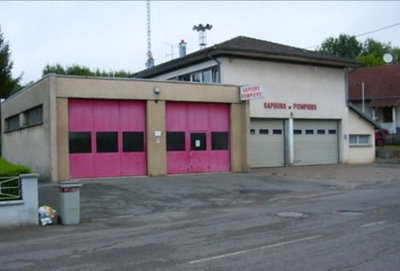 CENTRE D'INTERVENTION DES POMPIERS DES POMPIERS DE FRANCE