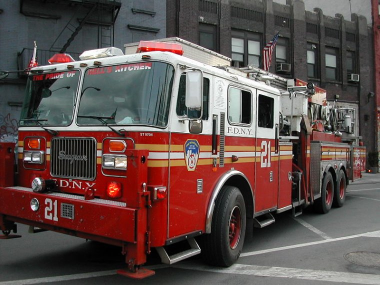NEW-YORK CITY FIRE DEPARTMENT