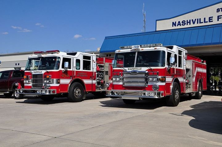 NASHVILLE FIRE DEPARTMENT