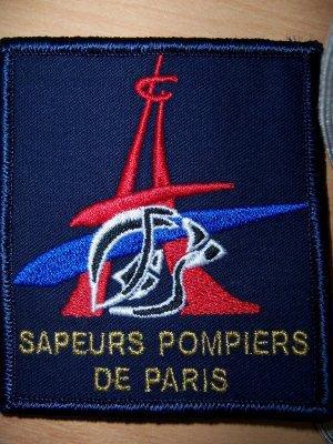 LA BRIGADE DES SAPEURS-POMPIERS DE PARIS