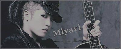 Une présentation de notre cher Miyavi ? \(*0*)/