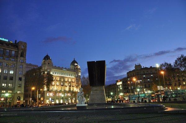 Barcelone sorcière