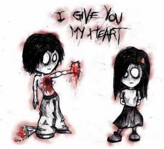 Elle est folle de lui , il est fou d'elle. Tout le monde le sait , sauf eux ..... !! ♥